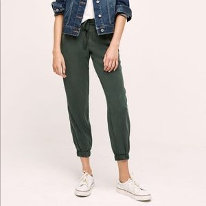 Anthropologie On the Road Jogger Pants